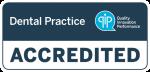 QIP Symbol Accredited Dental Practice